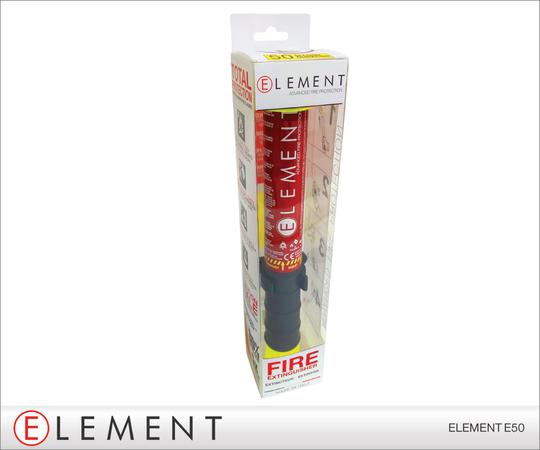 Element E50 in package